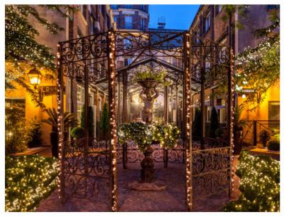 Top des bars terrasses et restaurants d 39 hiver 2017 2018 for Restaurant avec jardin terrasse paris