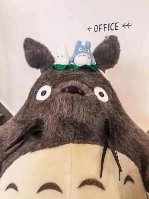 Ghibli ouvre à nouveau sa boutique à Paris : Le Château éphémère
