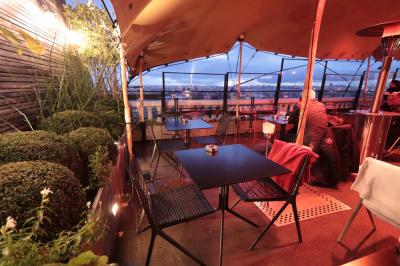 Le rooftop du Terrass'' Hôtel passe en mode hiver