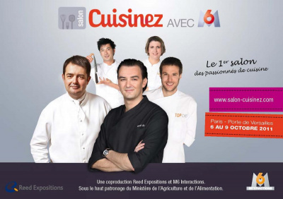 salon cuisinez 2011, rallye cuisinez