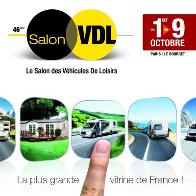 salon des véhicules de loisirs 2011, paris, le bourget