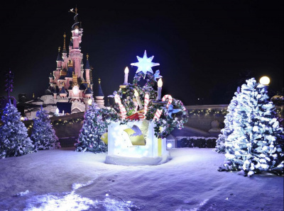 Noël à Disneyland Paris 2011