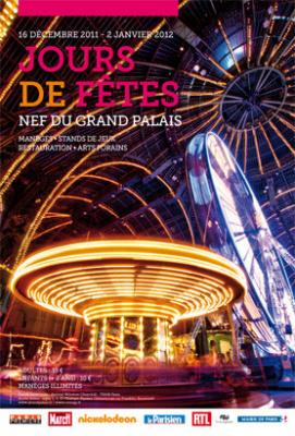 jours de fête 2011, grand palais