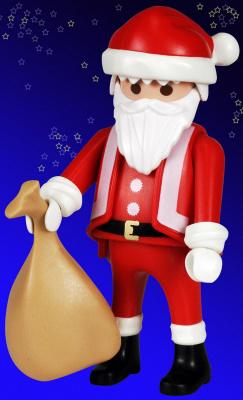 Noël 2011 au Playmobil funpark