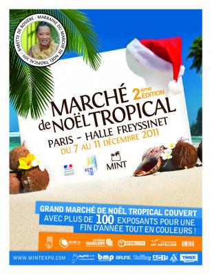 le marché tropical de noël 2011, 2e édition