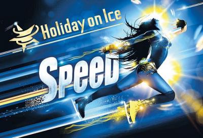 speed, holiday on ice 2012, zénith de paris