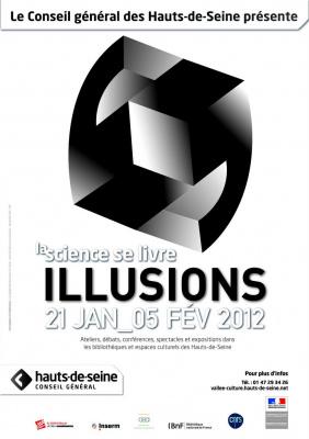 La Science se livre 2012, illusions