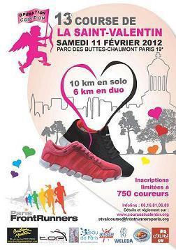 course de la saint valentin 2012