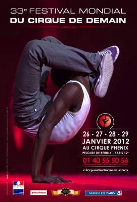festival mondial du cirque de demain 2012, 33e édition