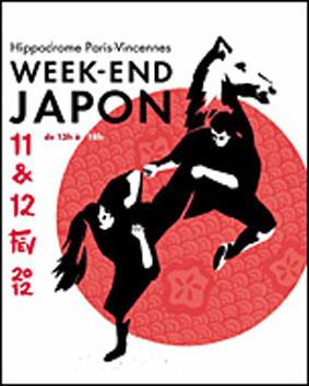 week-end japon, hippodrome de vincennes