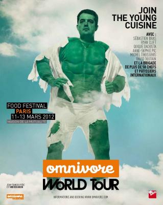 omnivore world tour paris