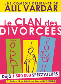 le clan des divorcés