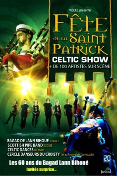 fête de la saint patrick à l'olympia 2012