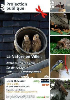 La France Sauvage : île-de-France, une nature insoupçonnée