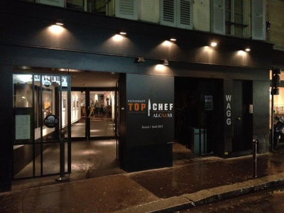Le Restaurant éphémère Top Chef à Paris à l'Alcazar