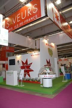 Les saveurs repondent pr sent au salon de l 39 agriculture for Salon saveurs paris