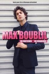 Max Boublil au Spendid