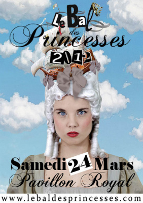 Le Bal des Princesses 2012 au Pavillon Royal