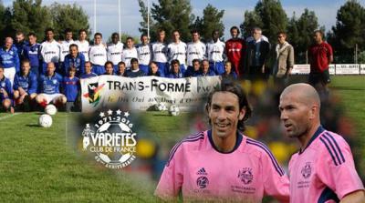 L'équipe de Football des Transplantés et Dialysés, le varités club de france