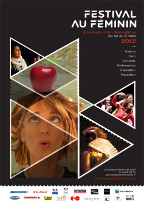Le Festival au féminin 2012 à la Goutte d'or