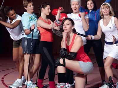 Femmes en sport 2012
