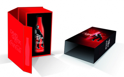 Le coffret David Guetta feat Coca-Cola