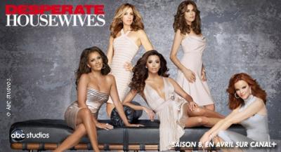 Desparate Housewives Saison 8 en avant-première au MK2 Bibliothèque