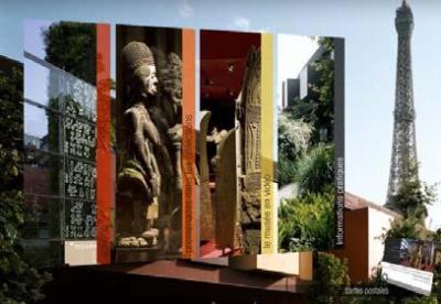 musée numérique, vacances de printemps, musée du quai branly, vacances de pâques