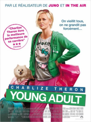young adult cinéma, charlize theron