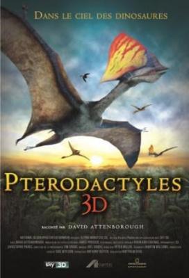 Ptérodactyles 3D en avant-prmière à la Géode