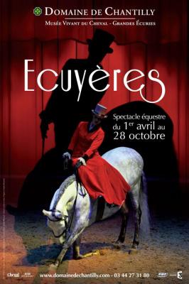 Ecuyères, le nouveau spectacle équestre du Musée vivant du cheval