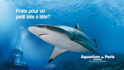 brunch aquarium de paris