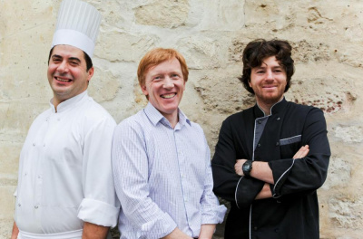 restaurant eric kayser, boulanger eric kayser, bercy village, jean imbert