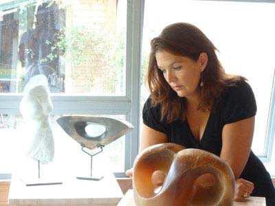 Juliette Canet de Crozals s'expose au Park Hyatt Paris-Vendôme