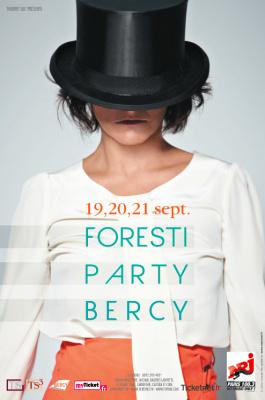 Florence Foresti à Bercy, Foresti Party Bercy