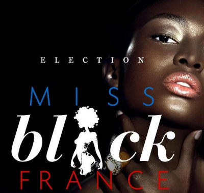 Election de Miss Black France à la salle Wagram