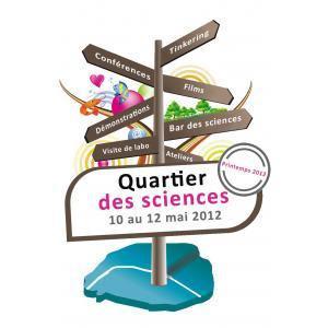Quartier des sciences 2012 à Paris