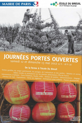Journées Portes Ouvertes 2012 à l'Ecole Du Breuil