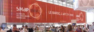 Smap immo : le salon de l'immobilier marocain 2012 à Paris