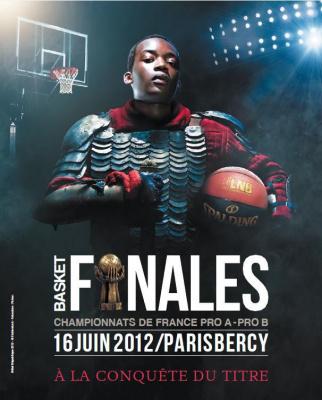 Les Finales LNB 2012