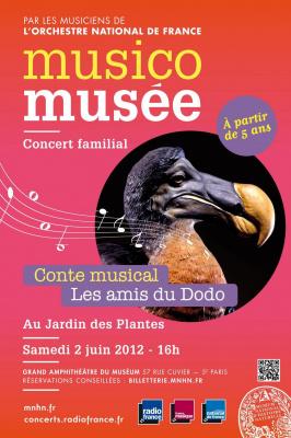 musico musée, les amis du dodo