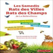 Les samedis Rats des villes, Rats des champs de la Bellevilloise