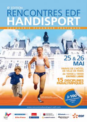 6e rencontres EDF handisport