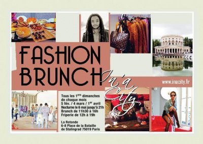 Fashion Brunch IN'a City spécial Summer Time à la Rotonde