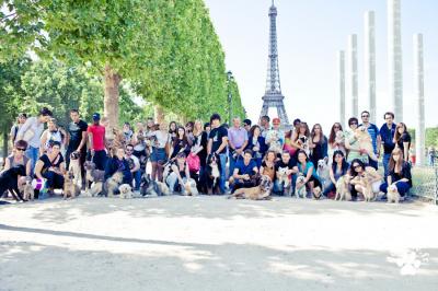 Dog Dating 2012, Gardicanin au Parc De Sceaux