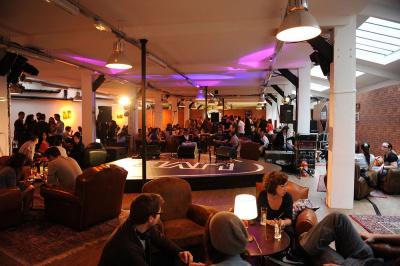 Les Live Afterwork de Grant's 2012 à Paris