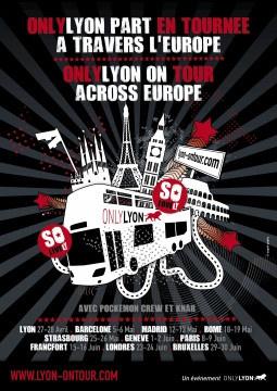 onlylyon on tour 2012