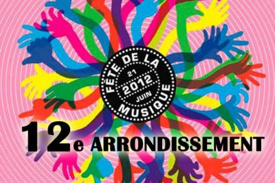 Fête de la Musique 2012 BOOST 0.5 Place Félix Eboué