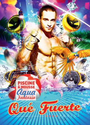 Tea Dance : Que Fuerte Sunday Fantasia - Paris Circuit Party