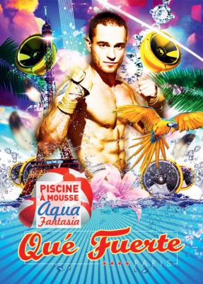 Tea Dance : Que Fuerte Sunday Fantasia - Paris Circuit Party